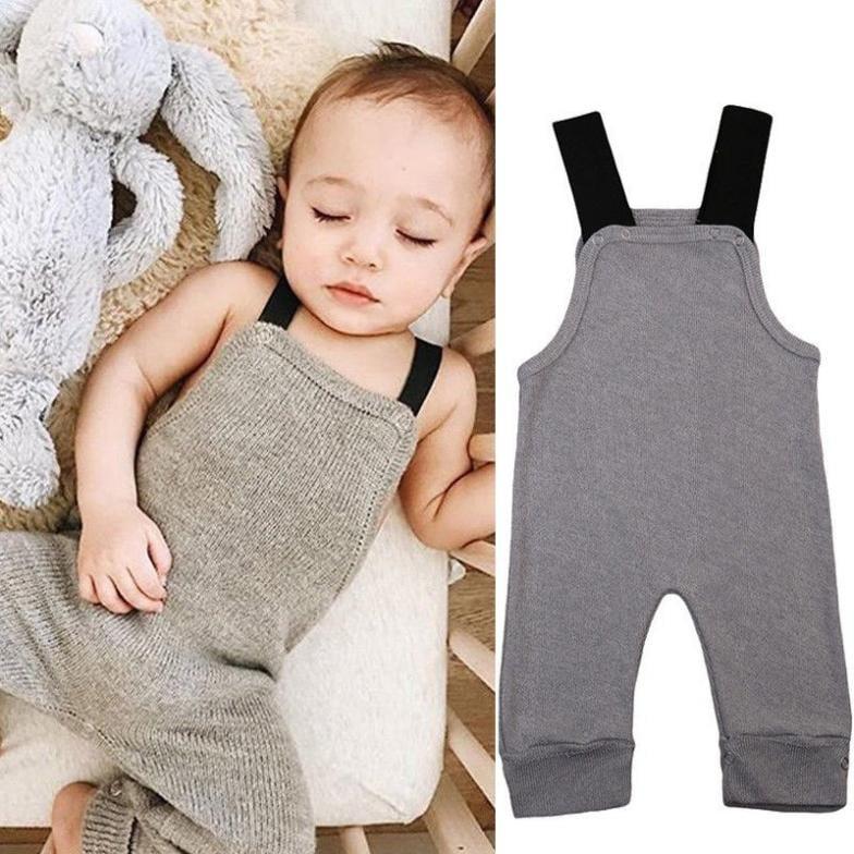 Cute Cartoon Coffee Sloth Infant Baby Boys Girls Crawling Suit Sleeveless Romper Bodysuit Onesies Jumpsuit White