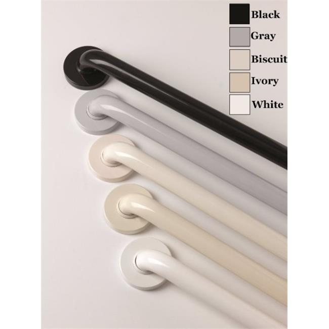 Ponte Giulio G25JAS05I1 30 in. Contractor Series Ivory Grab Bar