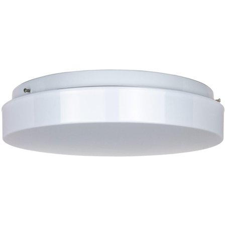 Sunlite 11inch Circline Fluorescent Fixture with White Plastic Cover ...