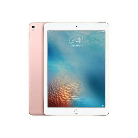iPad Pro 9.7-inch (256GB, Wi-Fi, Rose Gold) MM1A2LL/A 2016 Model (Apple Ipad 16 Gb Model A1395)