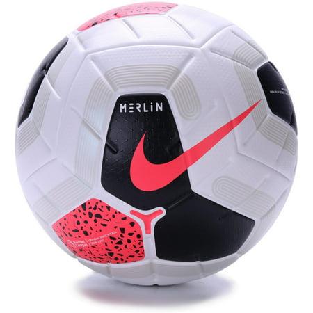 Nike 2019 Merlin Premier League Official Match Soccer Ball Premier League Soccer Ball