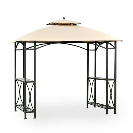Garden Winds Sheridan Grill Gazebo Replacement Canopy Top Riplock 350