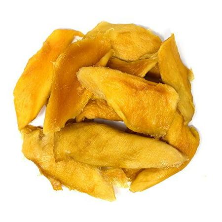 Anna and Sarah Natural Dried Mango Slices 2 Lbs NO SUGAR NO