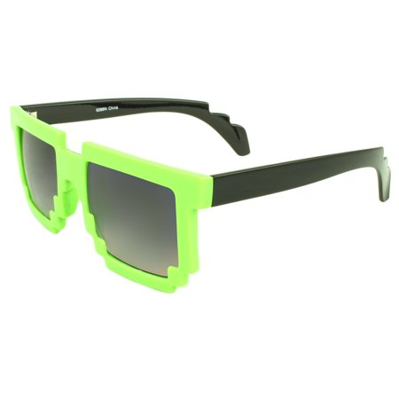 MLC Funky Sunglasses Green Edition