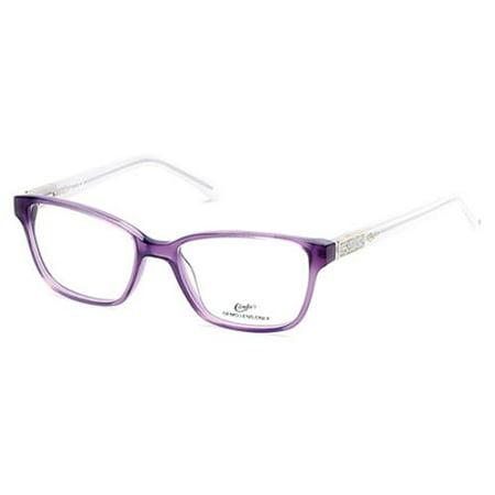 CANDIES Eyeglasses CA0129 083 Violet 54MM - Walmart.com