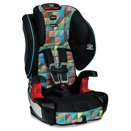 Britax Frontier G1.1 Clicktight Harness Booster Car Seat, Vector ()
