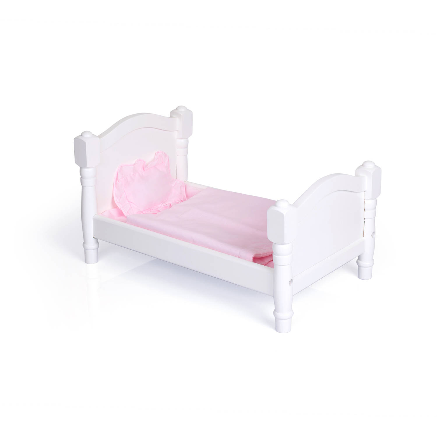 Doll Bed, White