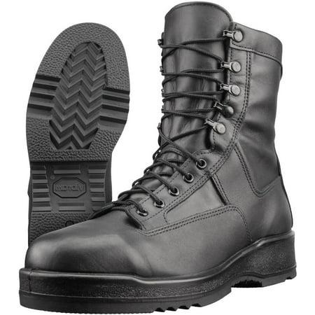 Altama US Military GI Black Flight Deck 425101 Cold Weather Steel Toe Boot NSN, Black, Size