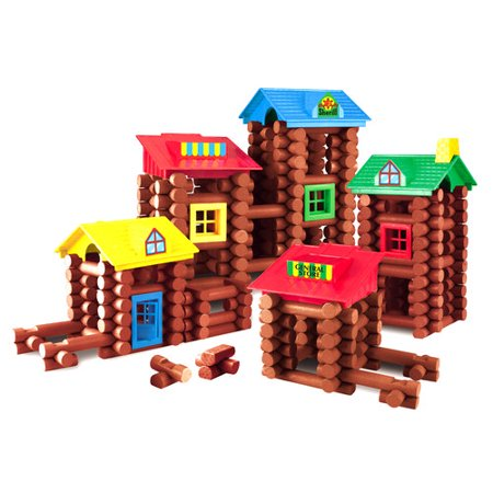 kid connection wooden building fun. Black Bedroom Furniture Sets. Home Design Ideas
