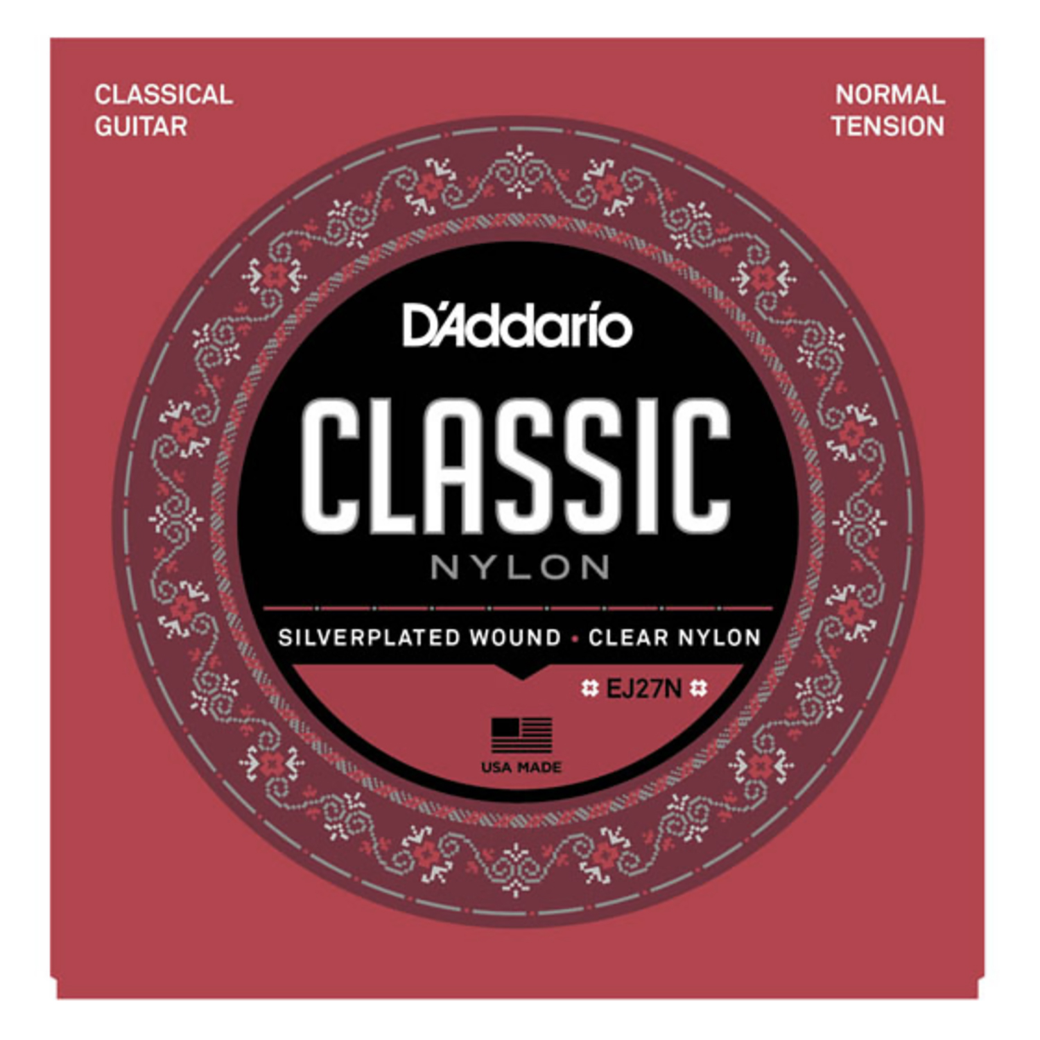 String, D'Add,Studnt Classical Guit Norm