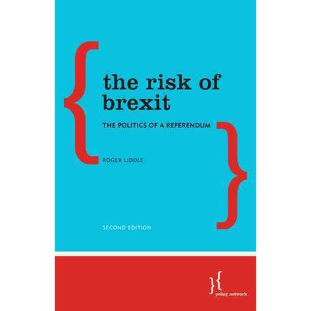 The Risk Of Brexit  The Politics Of A Referendum