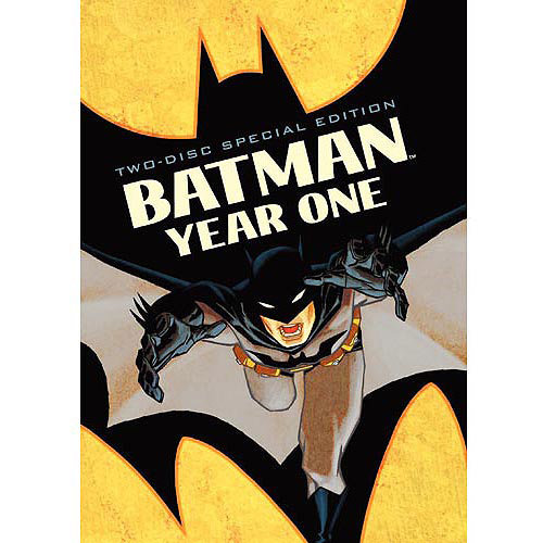 Batman: Year One (Special Edition) (With Digital Copy) (With INSTAWATCH) (Widescreen)