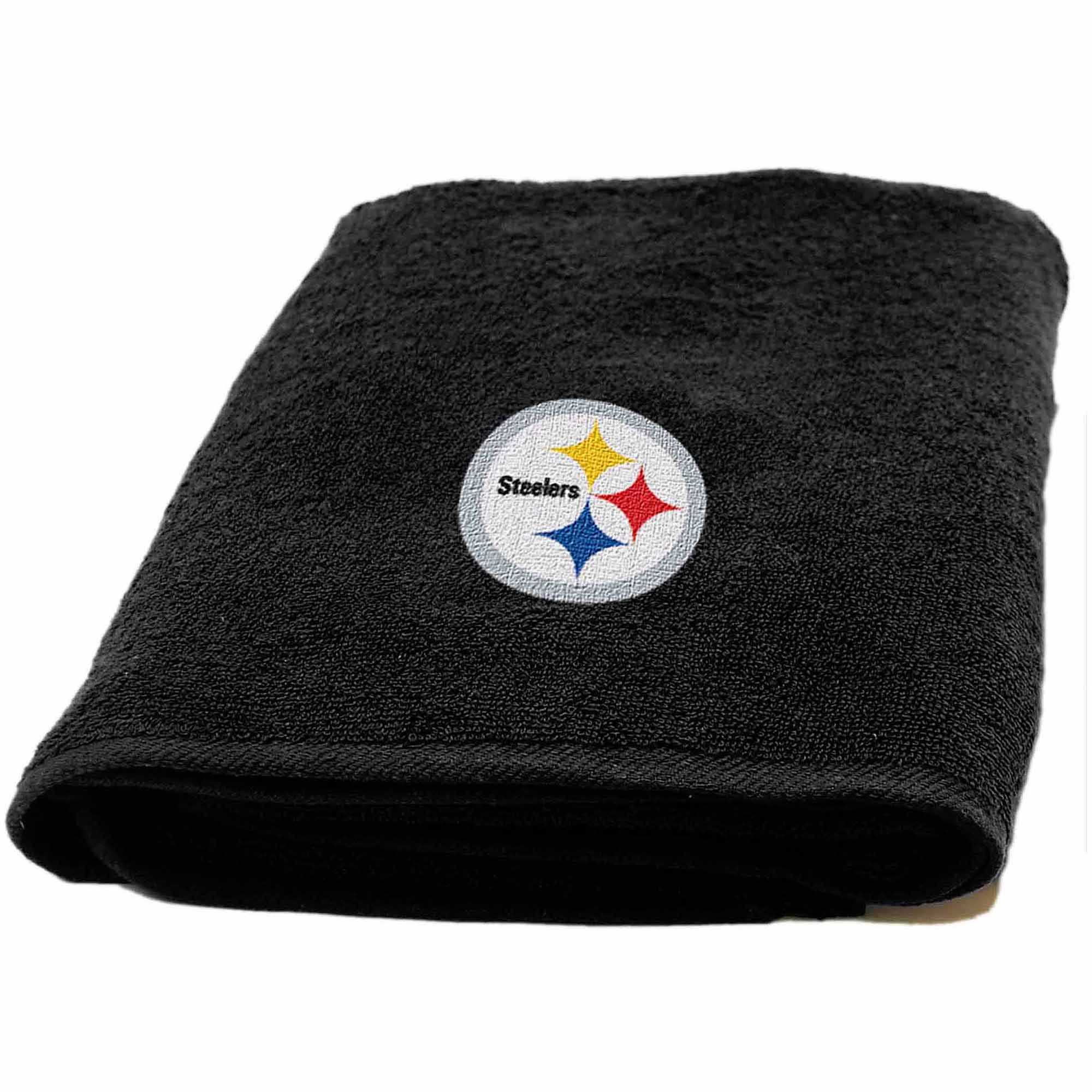 Nfl Pittsburgh Steelers Decorative Bath Collection Towel