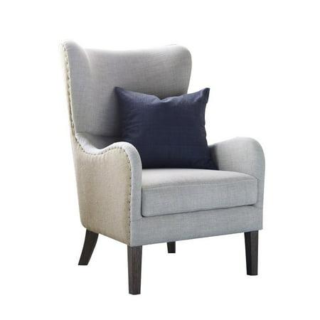 Tommy Hilfiger Warner Wingback Chair in Two-Toned Beige (Hilfiger Kids)