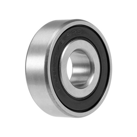 "1621-2RS Deep Groove Ball Bearing 1/2""x1-3/8""x7/16"" Sealed Chrome P6Z2 Bearings - image 4 of 4"