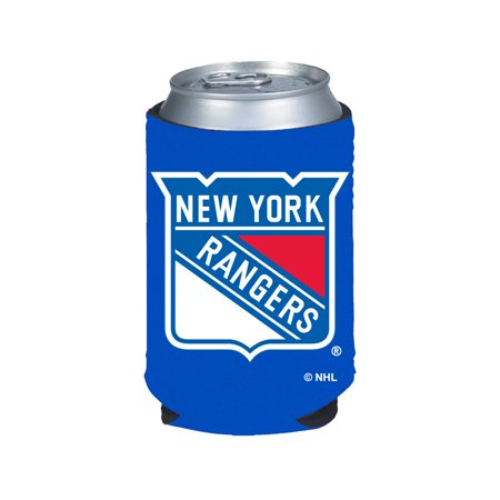 Kolder Texas Rangers Cooler - New York Rangers Magnetic Kolder Kaddy Can Cooler