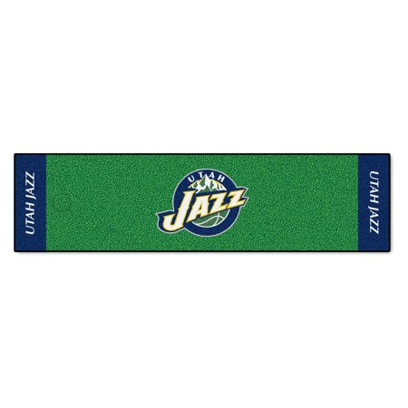 FanMats NBA Utah Jazz Putting Green Mat