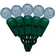 Brilliant 70 LED Raspberry G12 Cool White Set with 4 Spacing