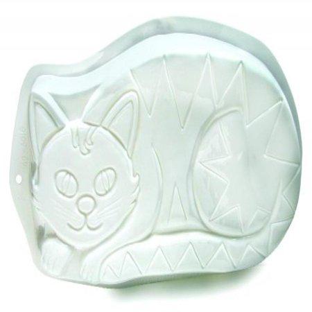 CK Products Cat Pantastic Plastic Cake Pan