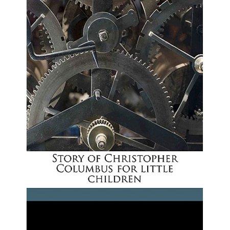 Story of Christopher Columbus for Little Children