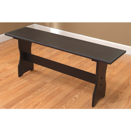 Nook Bench, Black