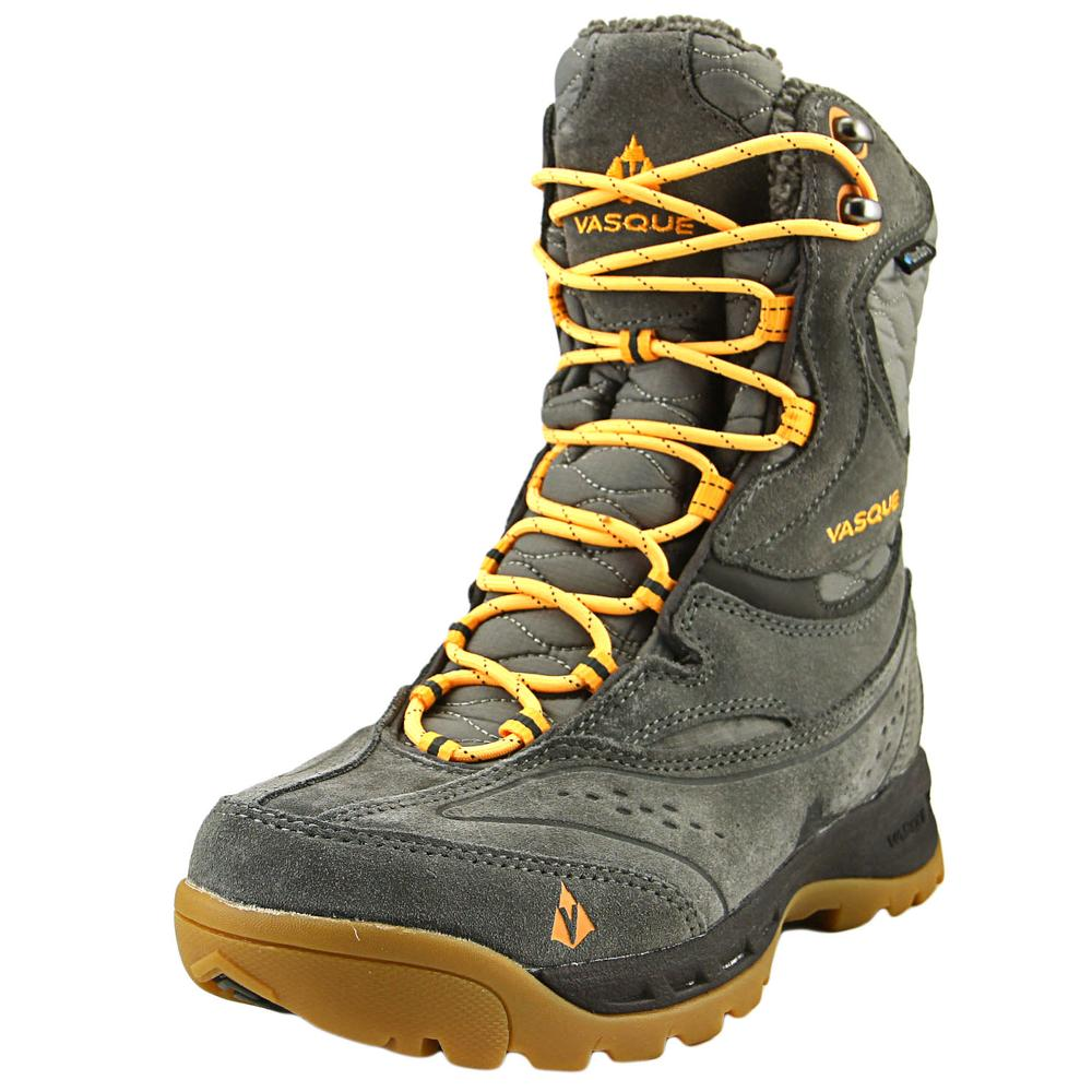 Vasque Pow Pow II Women Round Toe Leather Gray Hiking Boot by Vasque