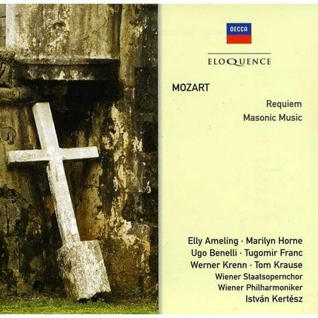 Mozart: Mozart: Requiem / Masonic Music