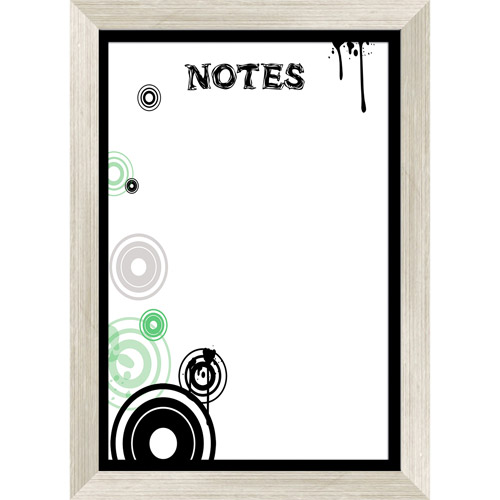 Deco Notes Whiteboard