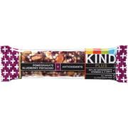 KIND Plus Bars, Pomegranate Blueberry Pistachio + Antioxidants, 1.4 oz, 12 Count