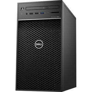 Dell Precision 3000 3630 Workstation - Intel Core i7 (8th Gen) i7-8700 Hexa-core (6 Core) 3.2GHz - 16GB DDR4 SDRAM - 256GB SSD - Intel UHD Graphics 630 Graphics - Windows 10 Pro