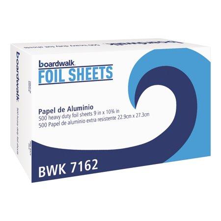 Boardwalk Foil Sheets, 500 count, pack of 6 ()