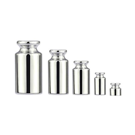 1g 2g 5g 10g 20g Carbon Steel Calibration Weight Set For Commercial, Industrial, Lab, Or Educational - Calibration Weight Set