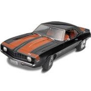 Revell Foose 69 Camaro Z-28 Plastic Model Kit Multi-Colored