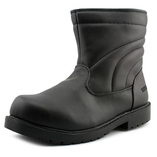 Totes Suburb Men US 11 W Black Winter Boot