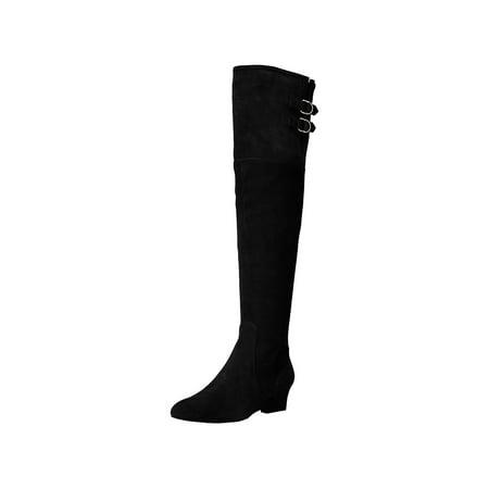 10c57b51009 Nine West Womens jaen Closed Toe Knee High Fashion Boots | Walmart Canada