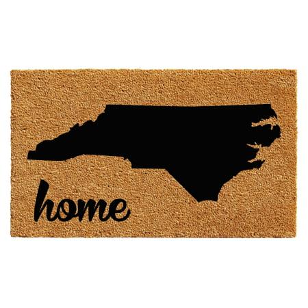 Calloway Mills North Carolina Outdoor Doormat 18