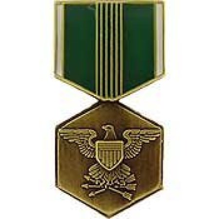 United States Armed Forces Mini Award Medal Pin - US Army Commendation Medal Army Awards And Medals