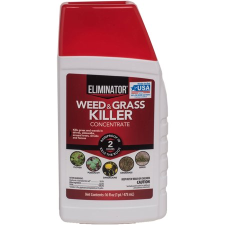 Image of Eliminator Weed and Grass Killer Liquid Concentrate, 16oz