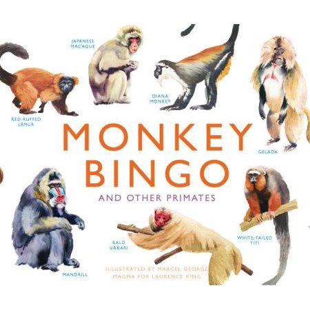 Monkey Bingo : And Other Primates](Monkey Crafts)