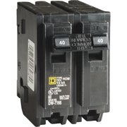 Square D Homeline Circuit Breaker