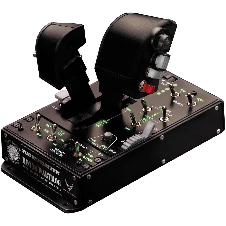 Thrustmaster 2960739 Hotas Warthog Dual Throttles For PC