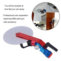 Iuhan Universal Airless Paint Spray Guide Accessory Tool w/ Tip For 7/8 Inch Sprayer