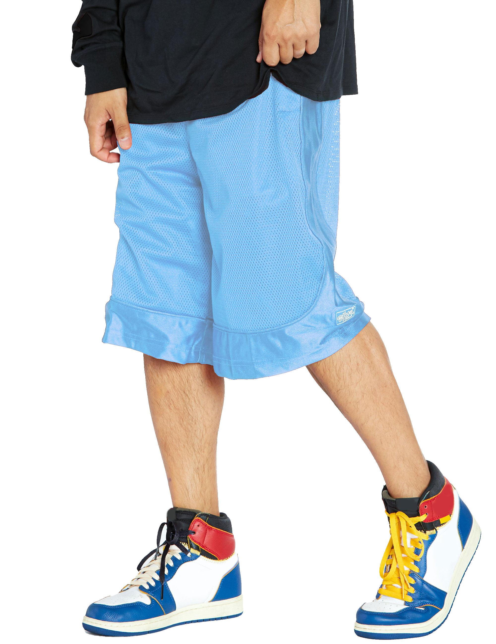 Shaka Wear Mens Mesh Basketball Shorts Free Shipping Any Color Size SM-5X