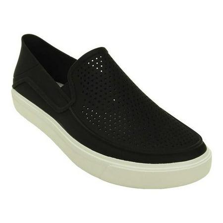 cbb301a94d91 Crocs - Crocs Men s CitiLane Roka Slip-on Sneakers - Walmart.com
