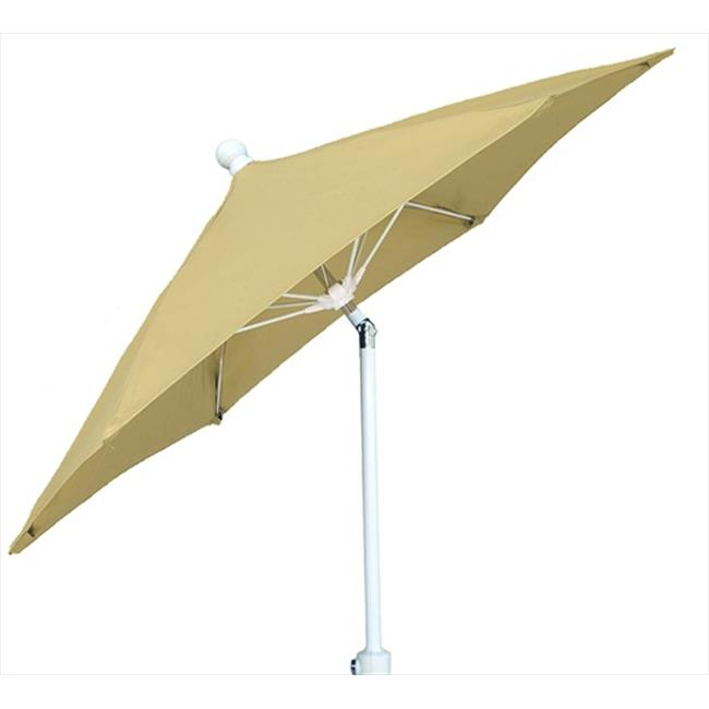 Fiberbuilt Home 7Tcrw-T-5422 Terrace Umbrella 7. 5 Ft - Beige