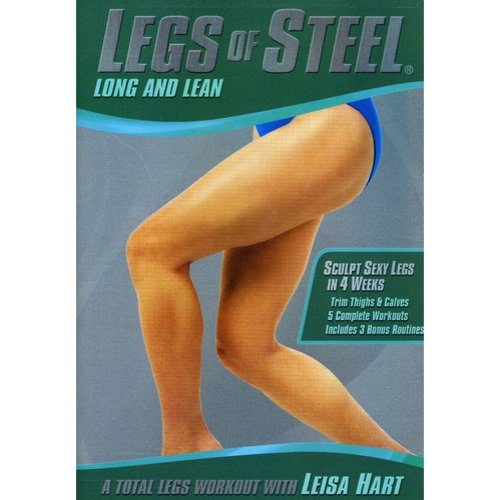 Legs Of Steel: Long And Lean (Full Frame)