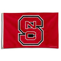 North Carolina State Wolfpack NCAA 3x5 Flag