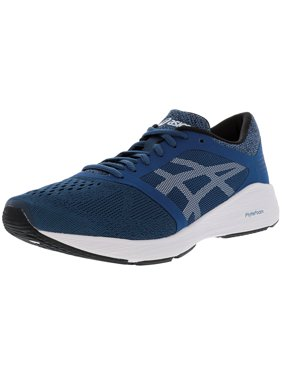 b95e25e555916a Product Image Asics Men s Roadhawk Ff Ink Blue   White Black Ankle-High  Running Shoe - 11.5