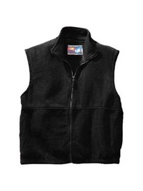 Sierra Pacific Outerwear Full-Zip Fleece Vest