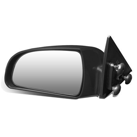 For 2006 to 2010 Hyundai Sonata OE Style Left Side Manual Adjustment Rear View Mirror 07 08 09